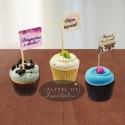 Eticheta stegulet candy bar - altfel de invitatii