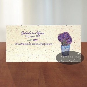 Place card Levantica