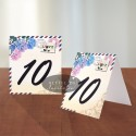 Numar masa nunta Carte Postala - Altfeldeinvitatii