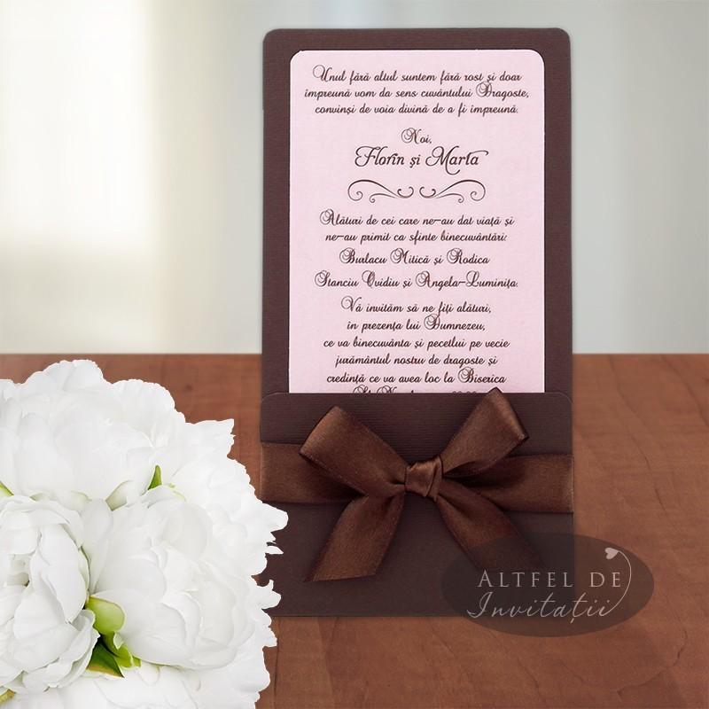 Invitatie Nunta de vis