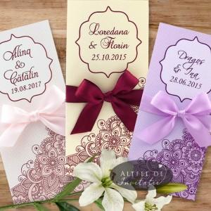 Invitatii de nunta Legamant Altfeldeinvitatii.ro