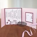 Invitatii moderne Un nou inceput CN1 roz