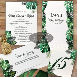 Set nunta Padure tropicala