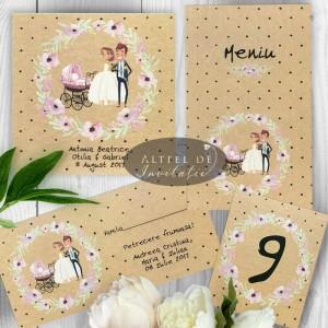 Set nunta Ultima moda