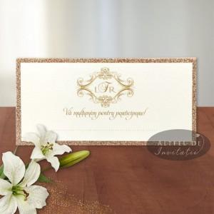Place card Eleganta simpla