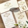 Set papetarie nunta Eleganta simpla
