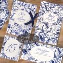 Set complet nunta Sarutul soarelui albastru