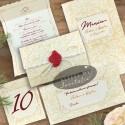 Set complet nunta Pecetea dragostei