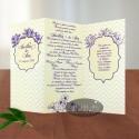 Invitatii nunta Regina noptii