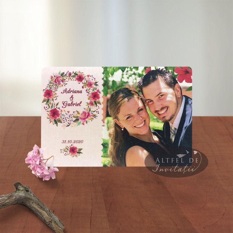 Invitatie nunta Amintiri dulci 023