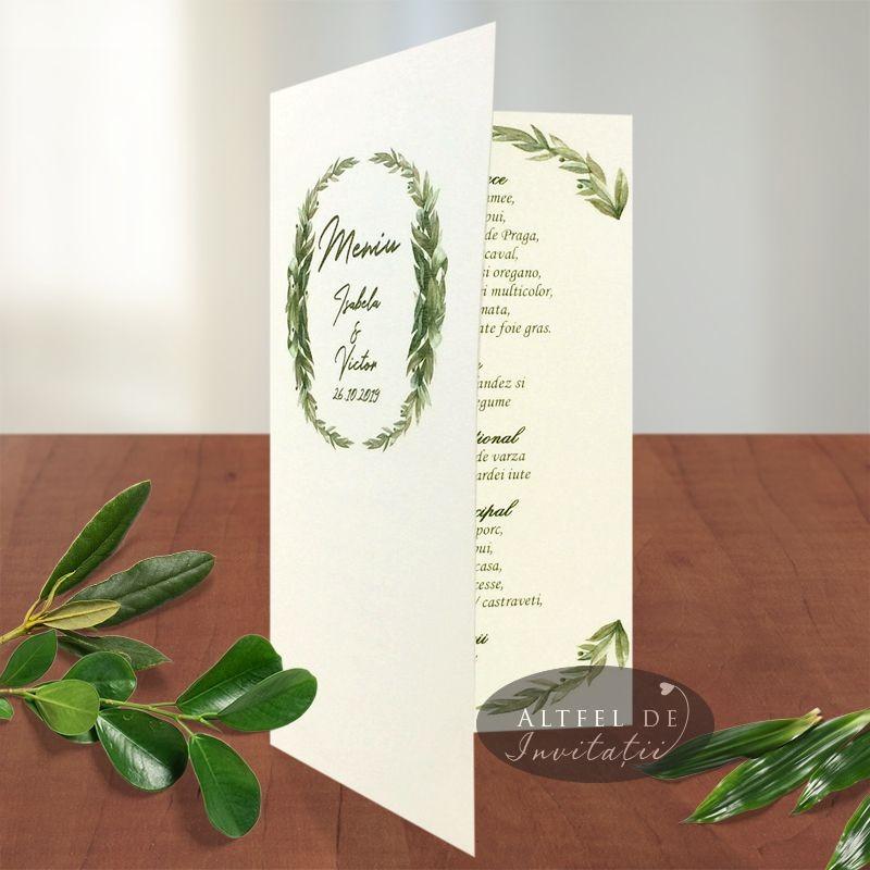 Meniu nunta Atena