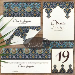 Set complet nunta Cairo