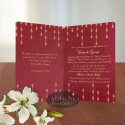 Invitatie nunta Candelabru