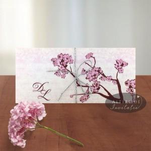 Invitatie nunta Primavara