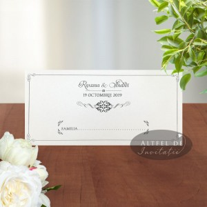 Place card nunta Momente speciale