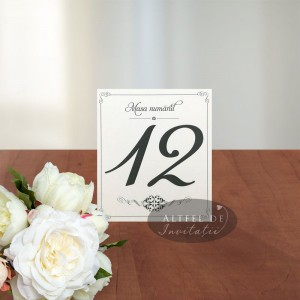 Numar de masa nunta Momente speciale