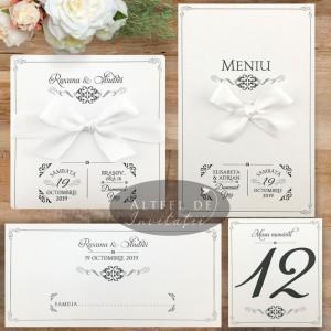 Set complet nunta Momente speciale