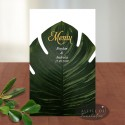 Meniu nunta Natura Verde