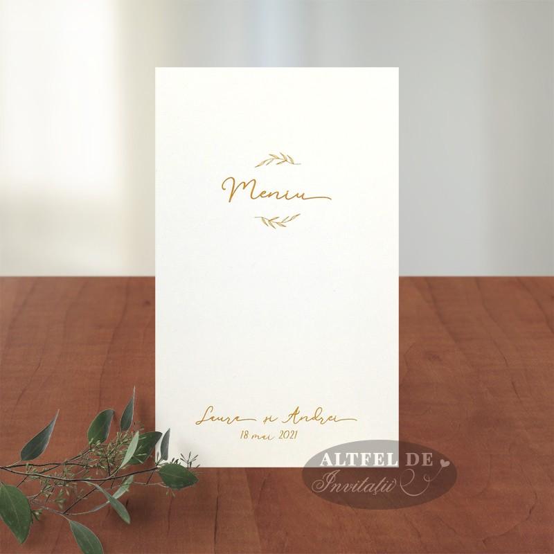Meniu nunta Fara ezitare