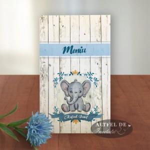 Meniu botez Elefantel