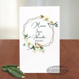 Meniu nunta Parfum de magnolie
