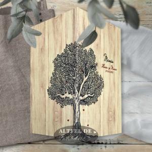 Meniu de nunta Copacul dragostei