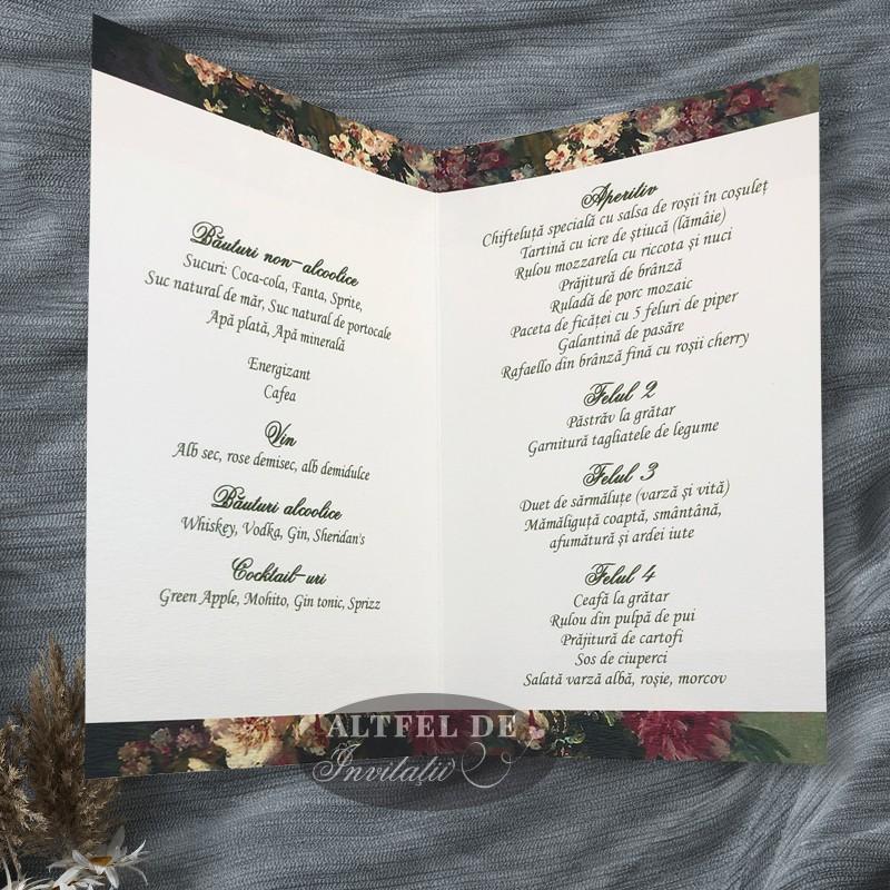 Meniu nunta Roma
