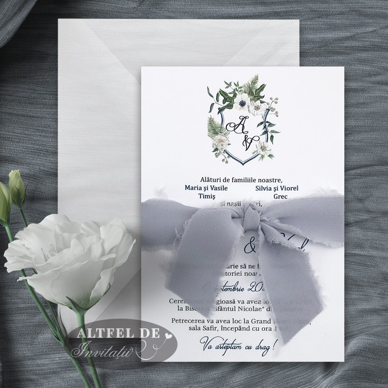 Invitatie de nunta Colctie de zambete