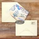 Invitatie Carte Postala cu plic inclus